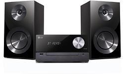 LG XBoom Micro Hi-Fi Home Black