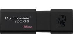 Kingston DataTraveler 100 G3 16GB Black