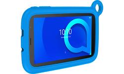 Alcatel 1T7 Family Black + Blue Case