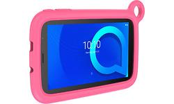 Alcatel 1T7 Family Black + Pink Case