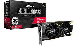 ASRock Radeon RX 5500 XT Challenger OC 4GB