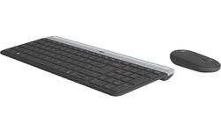 Logitech MK470 Slim Grey (BE)