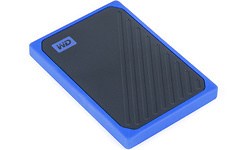 Western Digital My Passport Go 2TB Black/Blue