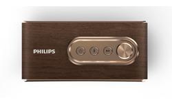 Philips VS300 Vintage Bluetooth Brown