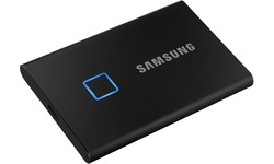 Samsung T7 Touch 2TB Black