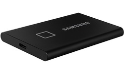 Samsung T7 Touch 500GB Black