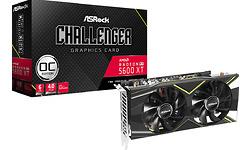 ASRock Radeon RX 5600 XT Challenger OC 6GB
