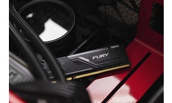 Kingston HyperX Fury Black 8GB DDR4-3600 CL17