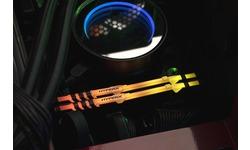 Kingston HyperX Fury RGB Black 16GB DDR4-3600 CL17 kit