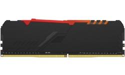 Kingston HyperX Fury RGB Black 8GB DDR4-3733 CL19