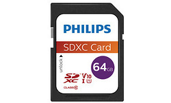 Philips SDXC UHS-I 64GB