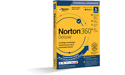 Symantec Norton 360 Deluxe 2020 1-year 5-devices