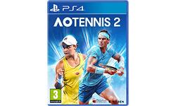 AO Tennis 2 (PlayStation 4)