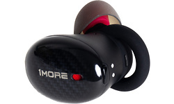 1More True Wireless ANC In-Ear Headphones Black