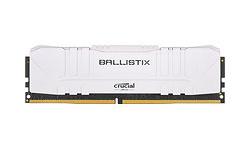 Crucial Ballistix White 32GB DDR4-3200 C16 Kit