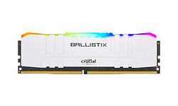 Crucial Ballistix RGB White 16GB DDR4-3600 CL16 Kit
