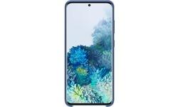 Samsung Silicone Cover Galaxy S20 Dark Blue
