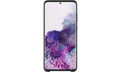 Samsung Galaxy S20 Plus Silicone Back Cover Black