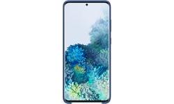 Samsung Silicone Cover Galaxy S20 Plus Dark Blue