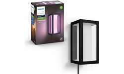 Philips Hue Impress Outdoor Wall Light White And Color Ambiance Outside