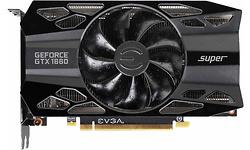 EVGA GeForce GTX 1660 Super Black Gaming 6GB