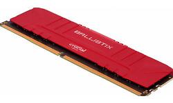 Crucial Ballistix Red 16GB DDR4-3200 CL16 Kit