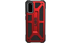 UAG Hard Case Galaxy S20 Monarch Crimson Red