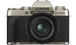 Fujifilm X-T200 15-45 kit Black/Silver