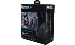 Sandberg Savage Headset USB 7.1 Black