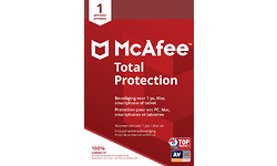 McAfee Total Protection 2019 1-device (NL)