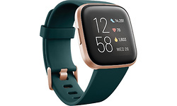 Fitbit Versa 2 Green/Gold