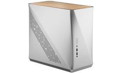 Fractal Design Era ITX Silver/White Oak