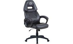Qware Gaming Castor Chair Black