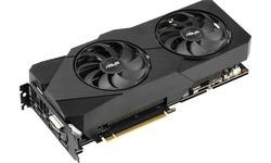 Asus GeForce RTX 2070 Dual Evo 8GB V2