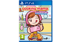 Cooking Mama Cookstar (PlayStation 4)