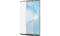Azuri Screenprotector Samsung Galaxy S20 Plus Glas Black