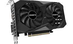 Gigabyte GeForce GTX 1650 GDDR6 WindForce OC 4GB