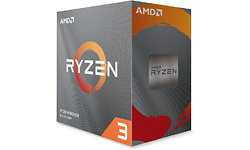 AMD Ryzen 3 3300X Boxed