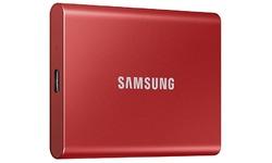 Samsung T7 2TB Red