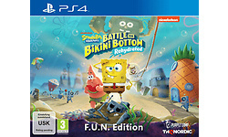 Spongebob SquarePants F.U.N. Edition (PlayStation 4)