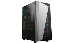 Zalman S4 Plus RGB Window Black