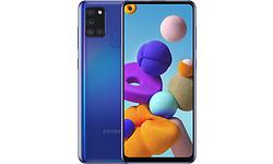 Samsung Galaxy A21s 64GB Blue