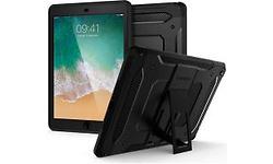 Spigen Tough Armor Tech Case Tempered Glass Apple iPad 2018 Black