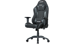 AKRacing Core EX Wide SE Gaming Chair Black/Carbon