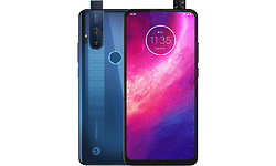 Motorola One Hyper Blue
