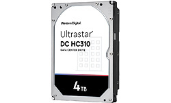 Western Digital Ultrastar DC HC310 4TB (SAS, 512N, SE)