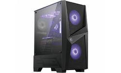 MSI MAG Forge 100R RGB Window Black