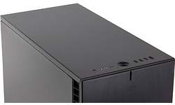 Fractal Design Define 7 Compact Solid Black