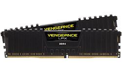 Corsair Vengeance LPX Black 64GB DDR4-4000 CL18 Kit