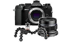 Olympus OM-D E-M5 III Vlogger Kit